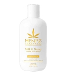 Hempz Aromabody Milk & Honey Body Wash 8oz