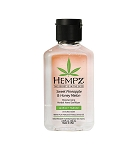 Hempz Sweet Pineapple & Honey Melon Hand Sanitizer 2.25oz Mini
