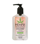 Hempz Sweet Pineapple & Honey Melon Hand Sanitizer 8.5oz