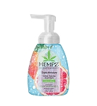 Hempz Triple Moisture Herbal Foaming Hand Wash 8oz